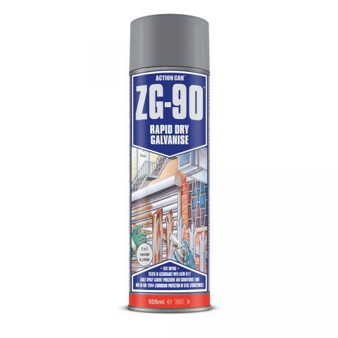 zg-90 cold zinc galvanising spray