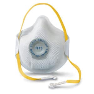 Moldex 2505 Smart FFP3 Valved Face Mask (Box of 10)