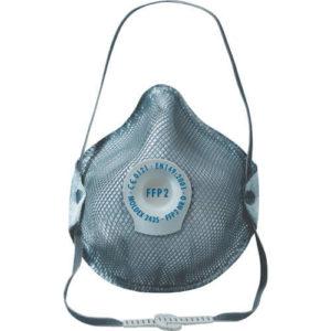Moldex 2435 Smart FFP2 Valved Face Mask (Box of 10) Disposable Non-Reusable Face Mask