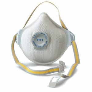 Moldex 3505 FFP3 Valved Face Mask (Box of 5)