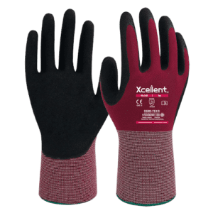 Xcellent Nitrile Work Gloves 18-008