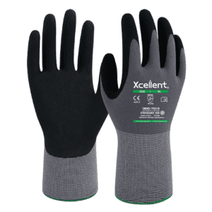Xcellent Nitrile Work Gloves 3000
