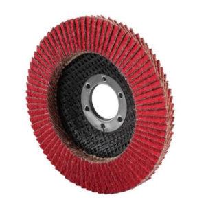 "GARRYSON Ceramiq Flap Disc 4 1/2"" GFBCIQ Flap Disc for an Angle Grinder"