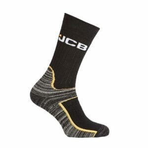 JCB PRO-TECH COOL Work Socks High Performance JCB Product Clothing