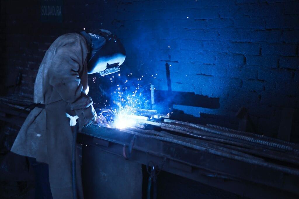 Expert's Guide to MIG welding aluminium