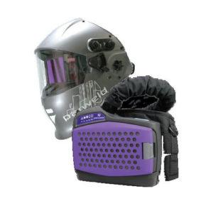Parweld XR950A PAPR Air Fed Welding Helmet