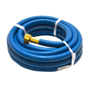 Oxygen Hose Fitted