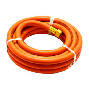 Propane Hose Fitted