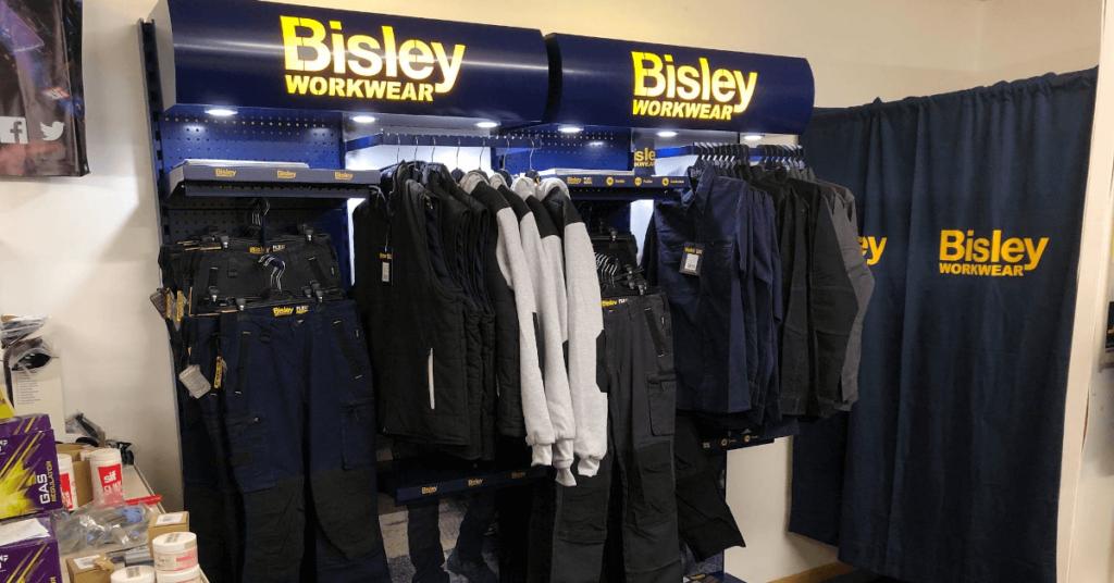 bisley stand blog