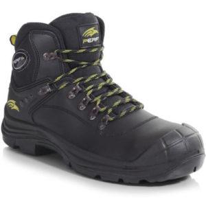 PERF Torsion Pro Hiker PB1C Black Safety Boot