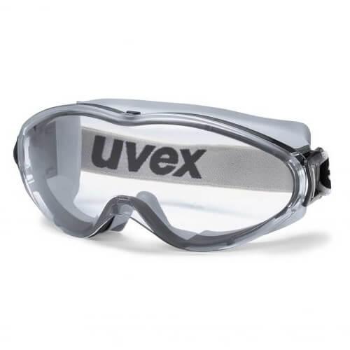 UVEX Ultrasonic Goggles (9302285) - Maximum Wearer Comfort