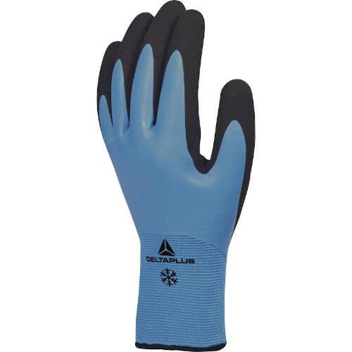 DeltaPlus Latex Coated Thermal Work Gloves (VV736)